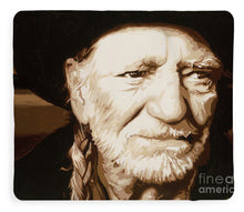 Load image into Gallery viewer, Willie nelson - Blanket