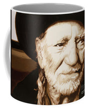 Load image into Gallery viewer, Willie nelson - Mug