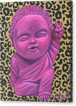 Load image into Gallery viewer, Baby Buddha 2 - Canvas Print
