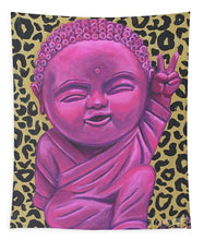 Load image into Gallery viewer, Baby Buddha 2 - Tapestry
