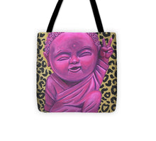 Load image into Gallery viewer, Baby Buddha 2 - Tote Bag