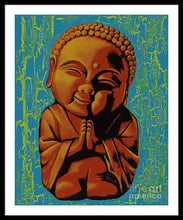Load image into Gallery viewer, Baby Buddha - Framed Print