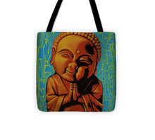 Load image into Gallery viewer, Baby Buddha - Tote Bag