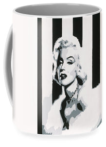 Black and White Marilyn - Mug