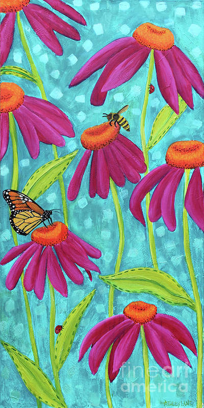 Darling Wildflowers - Art Print