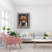 Load image into Gallery viewer, Giclee Fine Art Print of original oil painting Mrs. Fox