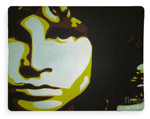 Load image into Gallery viewer, Jim Morrison - Blanket