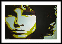 Load image into Gallery viewer, Jim Morrison - Framed Print