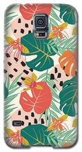 Load image into Gallery viewer, Jungle Floral Pattern  - Phone Case