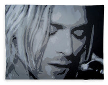 Load image into Gallery viewer, Kurt Cobain - Blanket