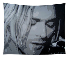 Load image into Gallery viewer, Kurt Cobain - Tapestry