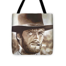 Load image into Gallery viewer, Man with No Name - Tote Bag