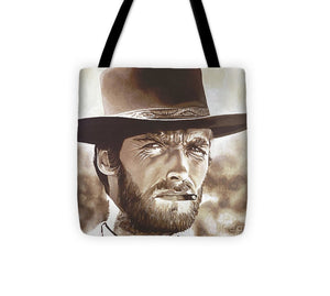 Man with No Name - Tote Bag
