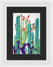Load image into Gallery viewer, On Perch II - Framed Print