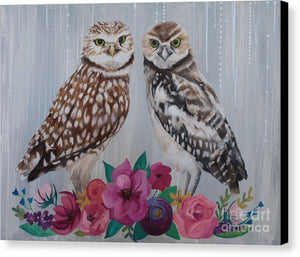 Owl Always Love You - Canvas Print