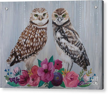 Load image into Gallery viewer, Owl Always Love You - Acrylic Print