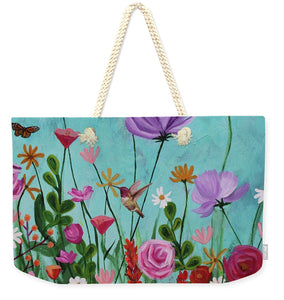 Wild and Wondrous - Weekender Tote Bag