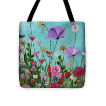 Load image into Gallery viewer, Wild and Wondrous - Tote Bag