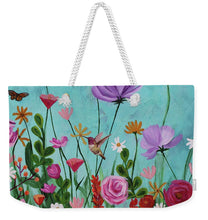 Load image into Gallery viewer, Wild and Wondrous - Weekender Tote Bag