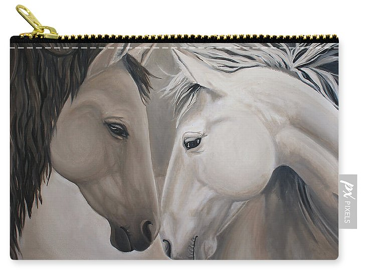 Wild Horses - Carry-All Pouch