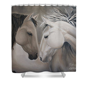 Wild Horses - Shower Curtain