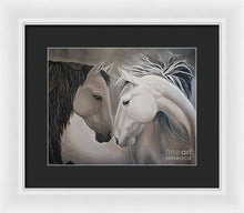 Load image into Gallery viewer, Wild Horses - Framed Print