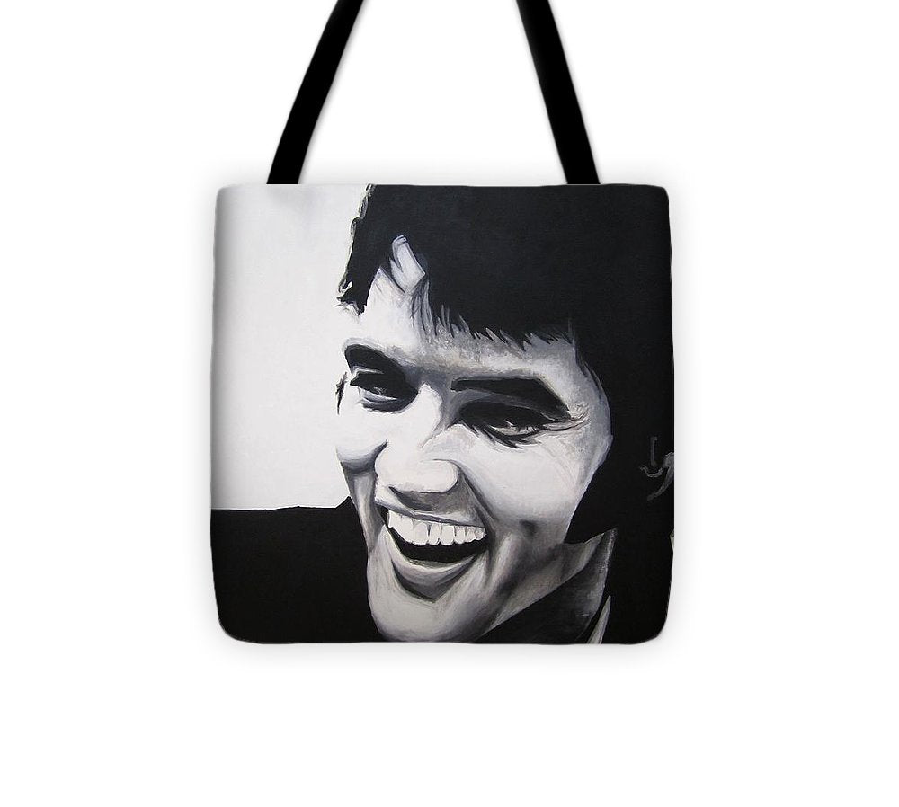Young Elvis - Tote Bag
