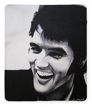 Load image into Gallery viewer, Young Elvis - Blanket