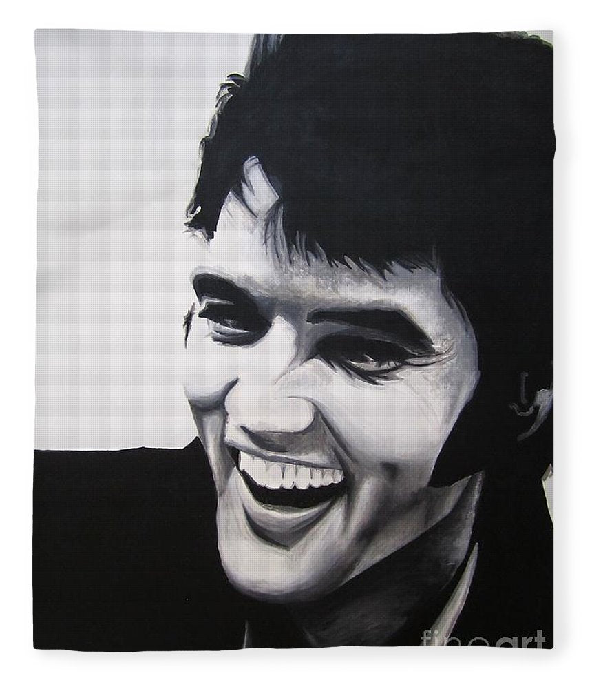 Young Elvis - Blanket