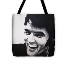 Load image into Gallery viewer, Young Elvis - Tote Bag
