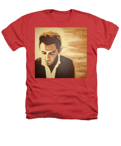 Young Johnny Cash - Heathers T-Shirt