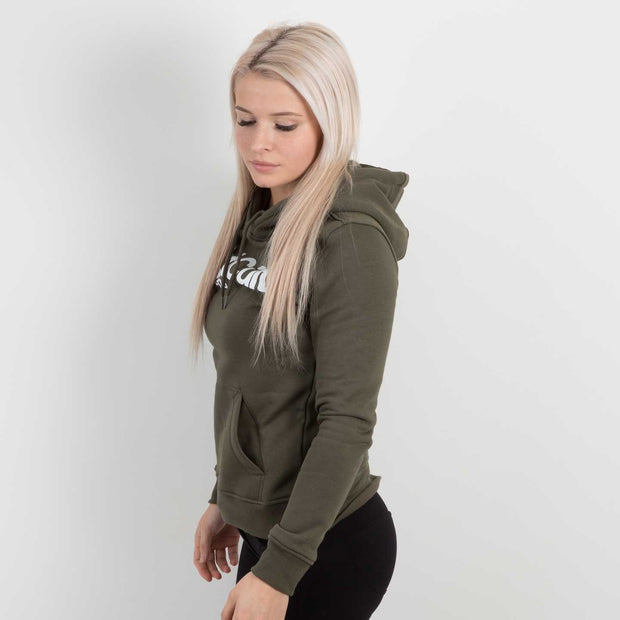 DirtCült Girls Pullover Hoodie Angle