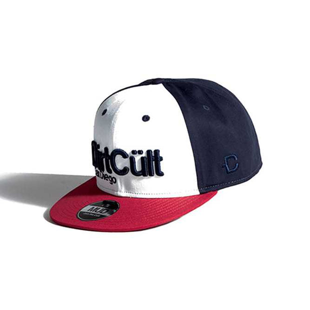 DirtCült Bel Air Snapback