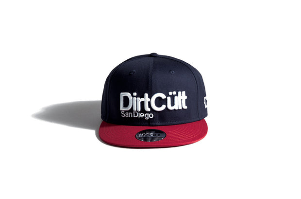 DirtCult Beverly Hills Snapback