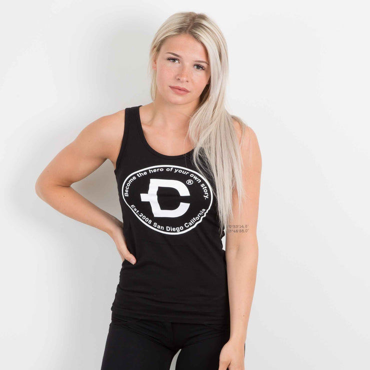 DirtCült Charlotte Girls Tank Top