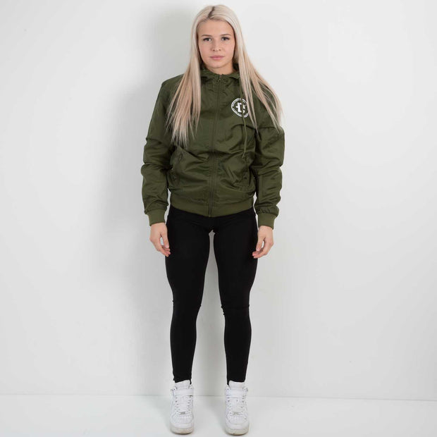 DirtCült Head Womens Wind Jacket