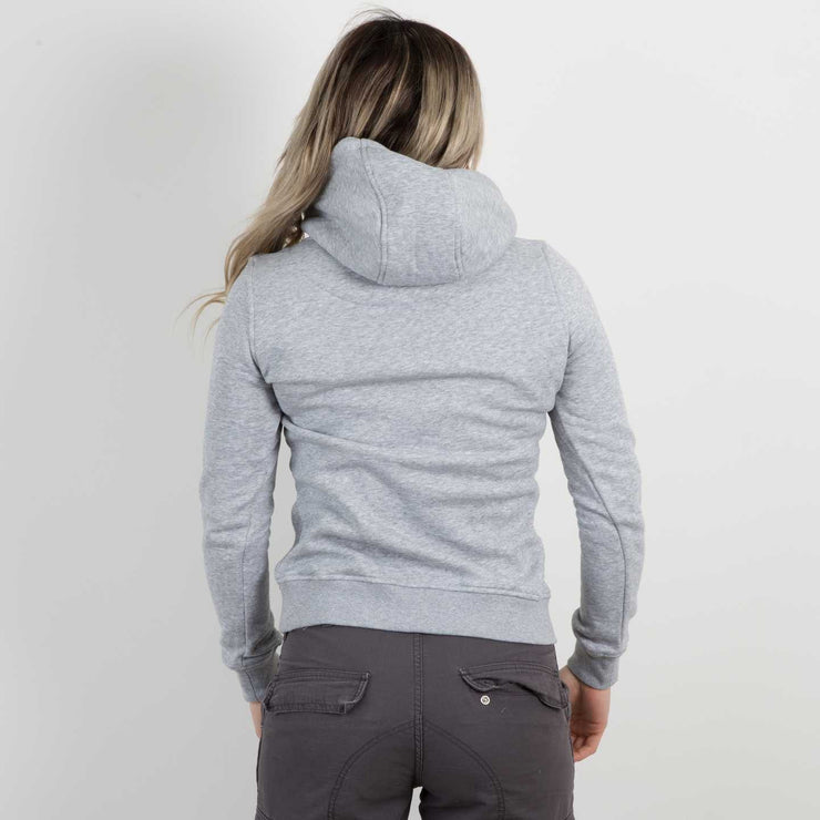 DirtCült Hoodie Girls Light Grey