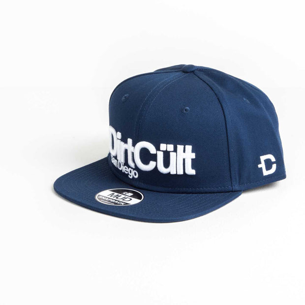DirtCült Long Beach Snapback