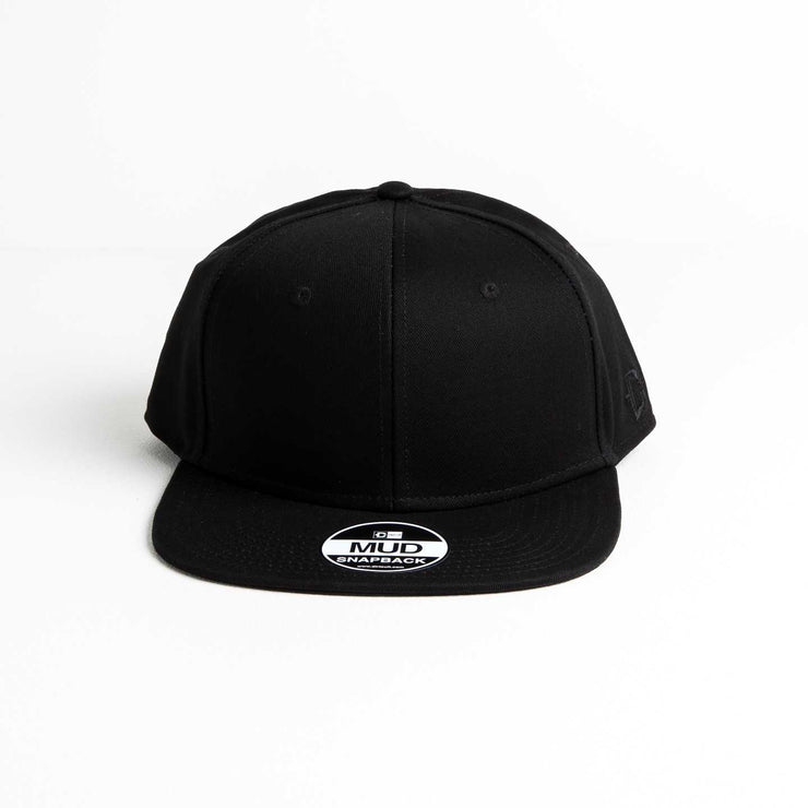 DirtCult Sneaky Black Snapback
