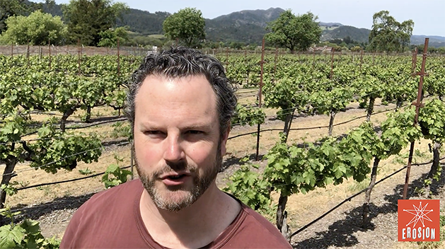 Video Winery Tour with Erosion Wine's Owner/Winemaker, Patrick Rue, Episode 1: Intro