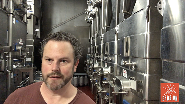 Video Winery Tour With Owner/Winemaker Patrick Rue, Episode 2: Tanks