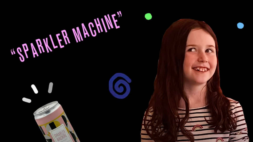 What's Behind the Name? Erosion Name Dropper Charlotte Rue Explains The Origins of Sparkler Machine