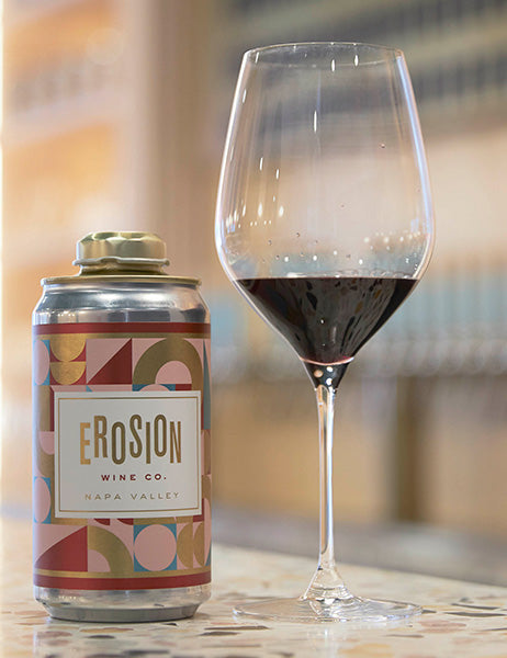 The Floor Is Lava - 750mL Crowler - Erosion Wine Co.