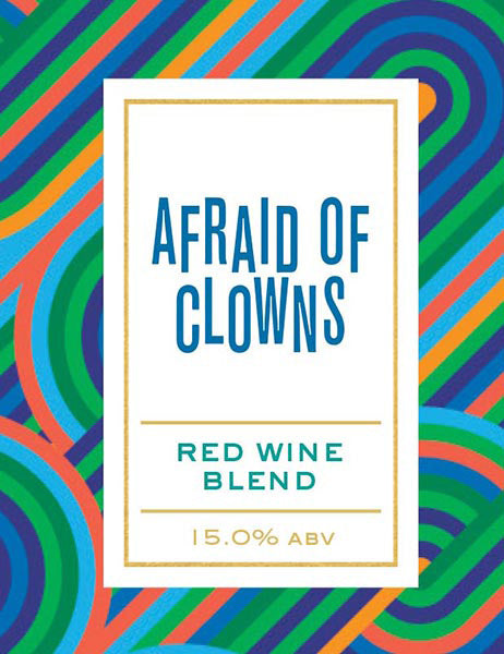 Afraid of Clowns - 10L Keg - Erosion Wine Co.