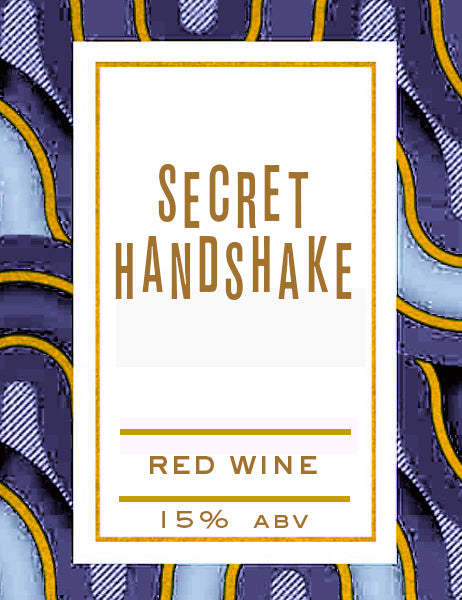 Secret Handshake - 750mL Crowler - Erosion Wine Co.