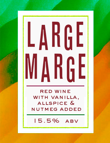 Large Marge - 750mL Crowler - Erosion Wine Co.