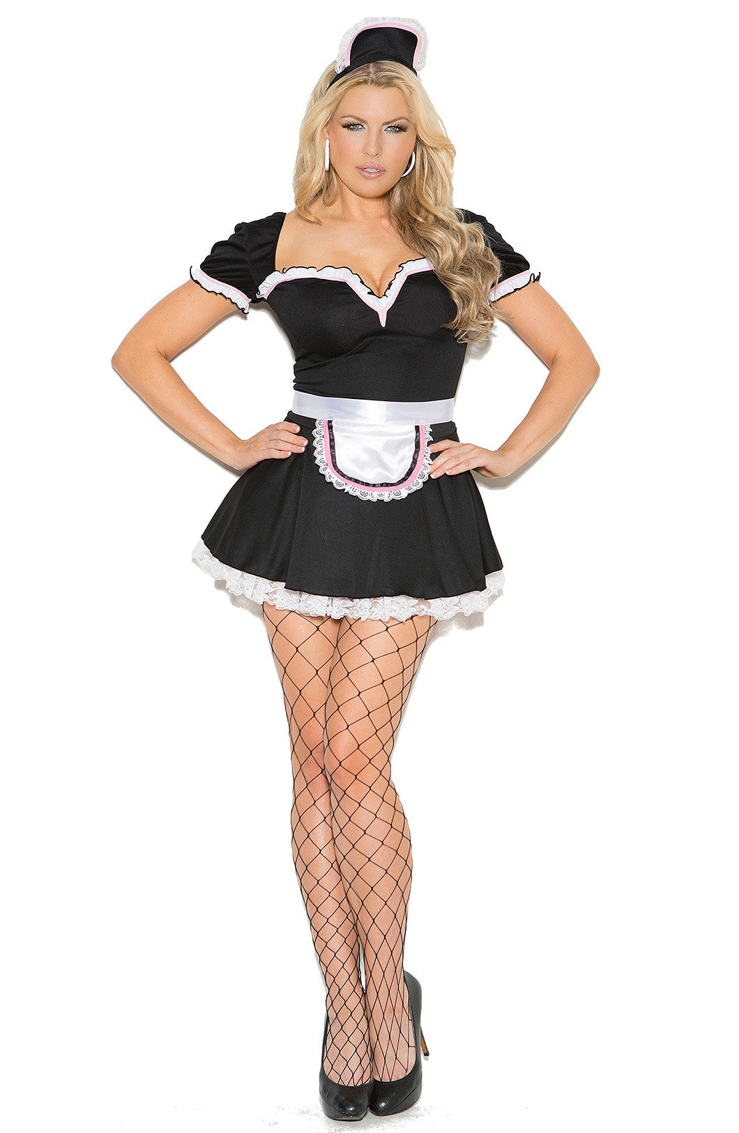 EM-9132 Maid to please - costume - Sexylingerieland  - 3