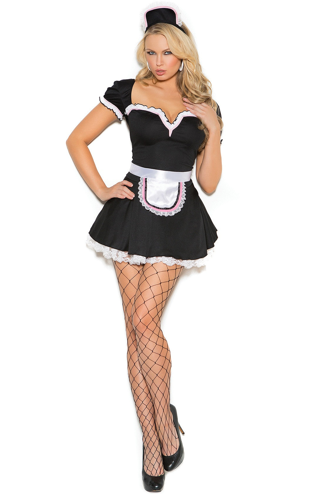 EM-9132 Maid to please - costume - Sexylingerieland  - 1