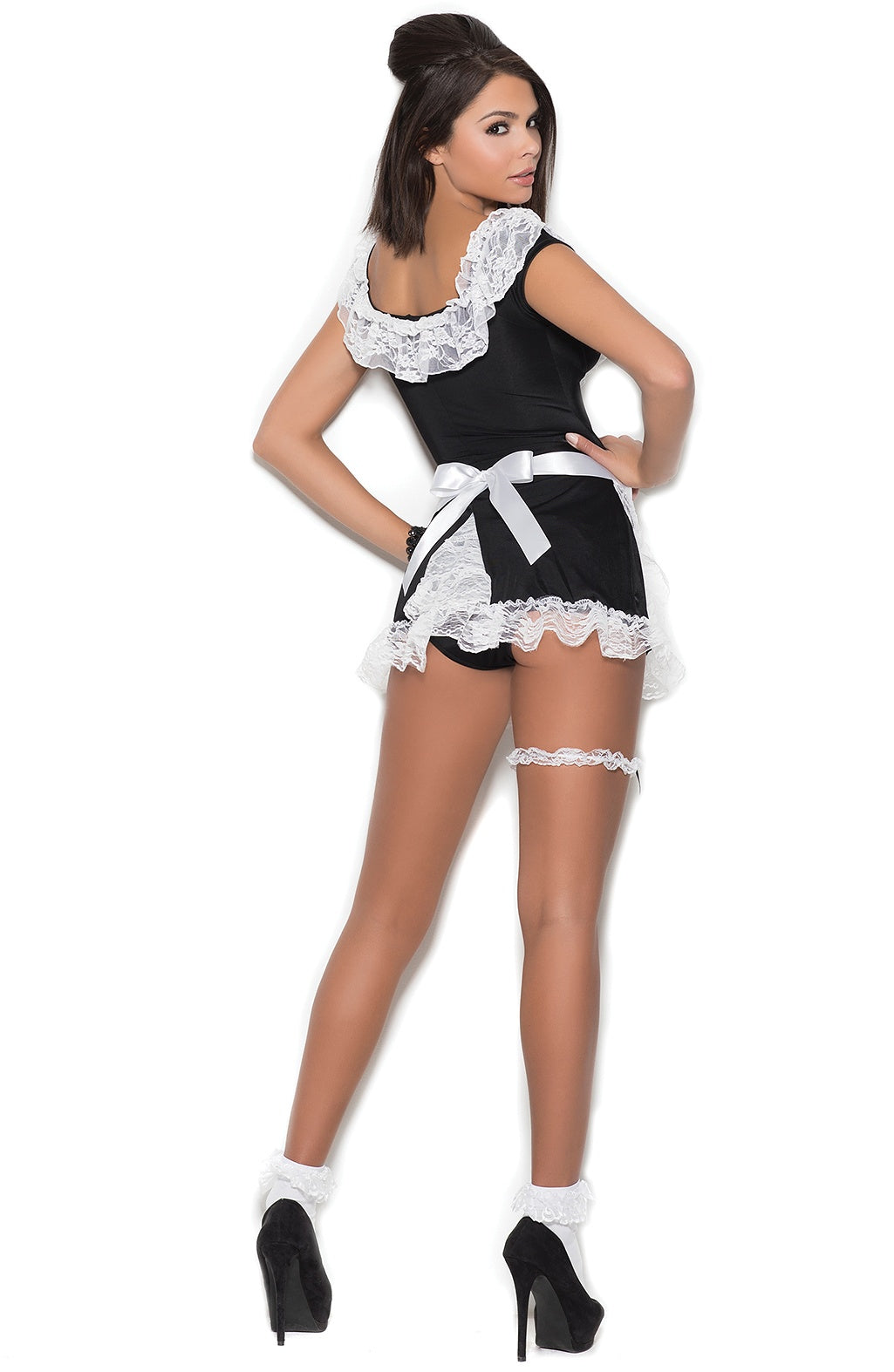 French Maid womens costume - Sexylingerieland