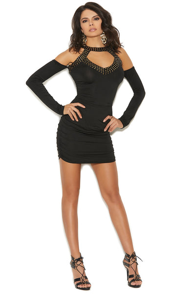 Black womens prom dress - Sexylingerieland